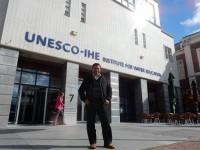 Short course in IHE Unesco Delft Netherland